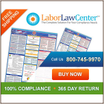 CA Labor Law Posters